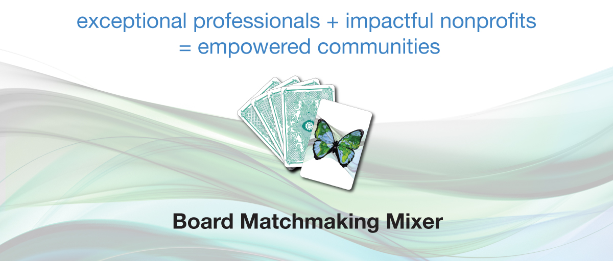 Board Matchmaking Mixer