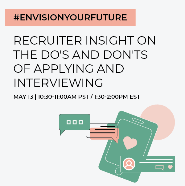 Recruiter Insight on the Do's and Don'ts of Applying and Interviewing