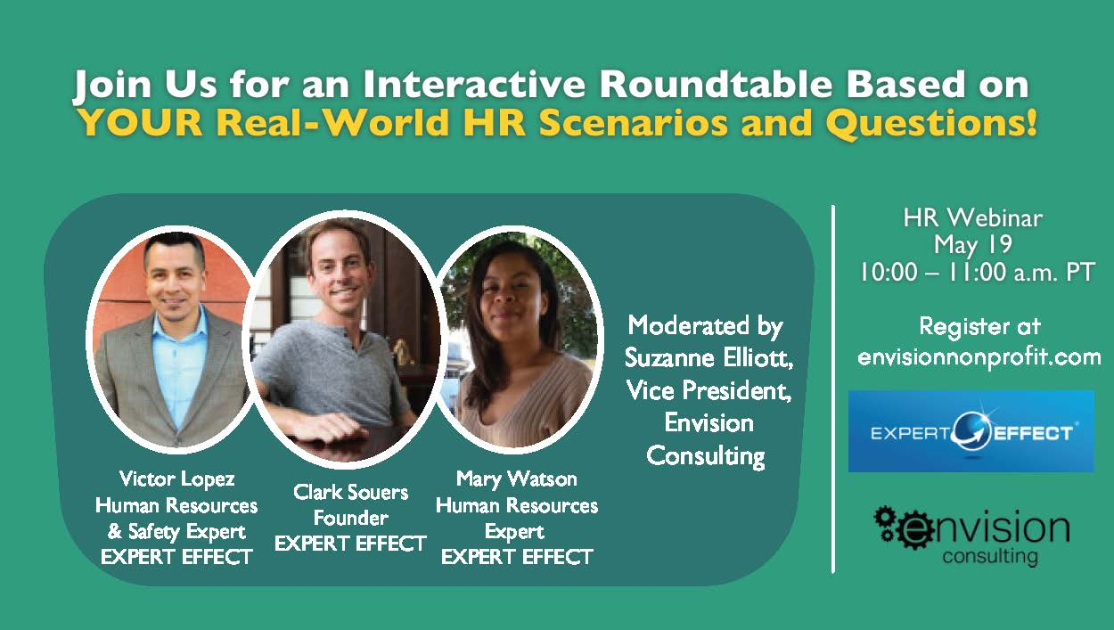 YOUR real-world HR scenarios