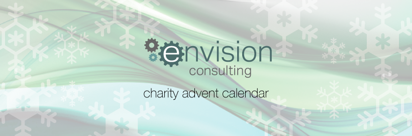 envision consulting charity advent calendar webpage cover photo
