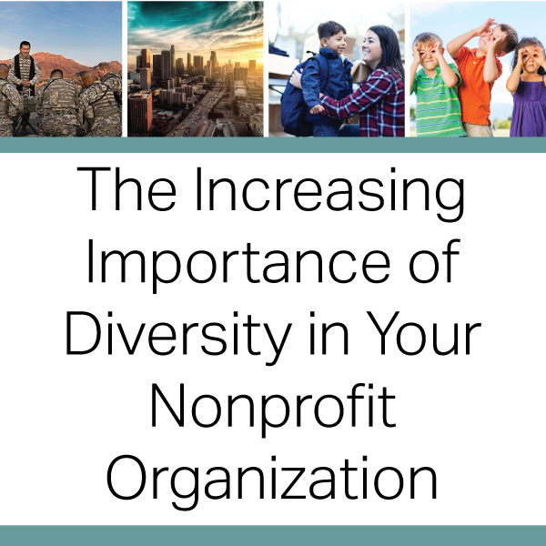 Envision Consulting Presents Upcoming Diversity & Inclusion In Nonprofits Panel