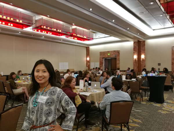 Envision Consulting Principal Julie Ha Truong Presents at 826 National's 2017 Staff Development Conference